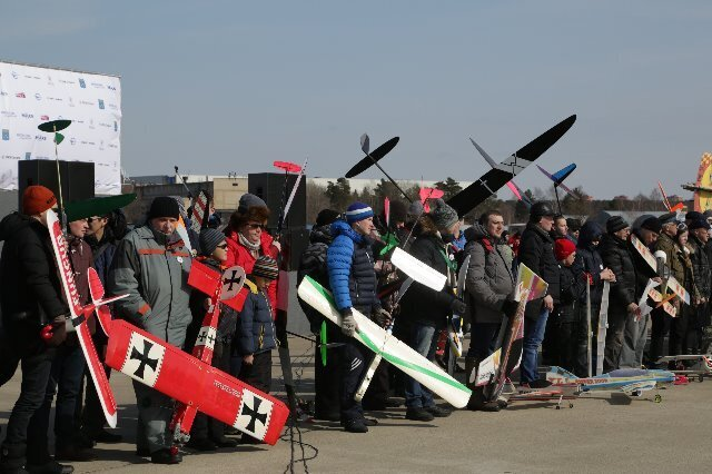 "JSC CSTS Dinamika team took part in aeromodelling festival ""Russia's Take-off!"""