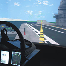 The MiG-29K Avionics Engineering Sim