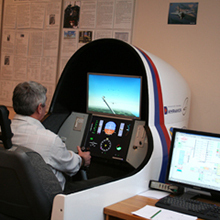 MIPT DAFE Research Simulator